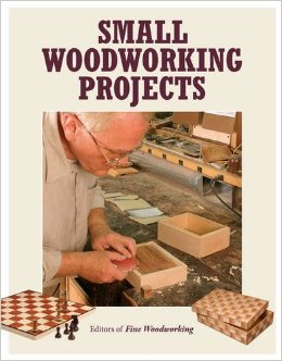 Download ebook Small Woodworking Projects