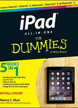 Download Ipad All-in-one For Dummies, 7th Edition