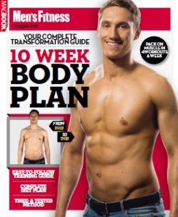 Download ebook Men's Fitness 10 Week Body Plan 2015
