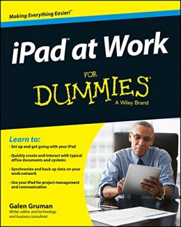 Download iPad at Work For Dummies