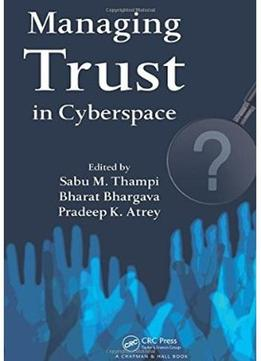 Download Managing Trust In Cyberspace