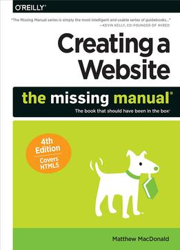 Download ebook Creating A Website: The Missing Manual