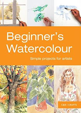 Download ebook Beginner's Watercolour: Simple Projects For Artists