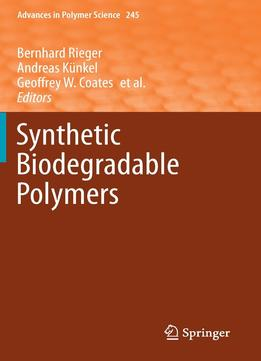 Download Synthetic Biodegradable Polymers