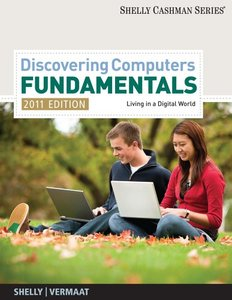 Download Discovering Computers Fundamentals 2011 Edition