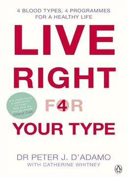 Download ebook Live Right For Your Type