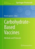 Carbohydrate-based Vaccines: Methods And Protocols