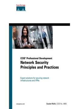 Download Network Security Principles & Practices (ccie Professional Development)