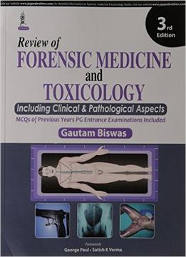 Download Review of Forensic Medicine & Toxicology