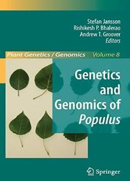 Download Genetics & Genomics Of Populus