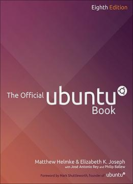 Download The Official Ubuntu Book (8th Edition)