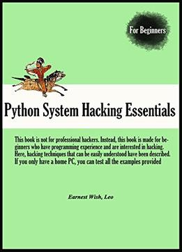 Download Python System Hacking Essentials