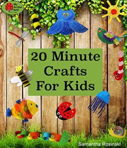 Download ebook 20 minute crafts for kids