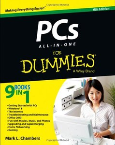 Download Pcs All-in-one For Dummies (6th Edition)