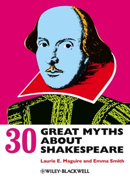 Download ebook 30 Great Myths About Shakespeare