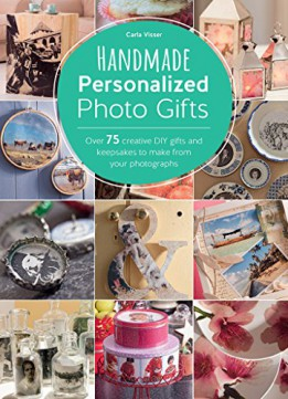 Download ebook Handmade Personalized Photo Gifts