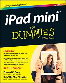 Download iPad mini For Dummies, 3rd Edition