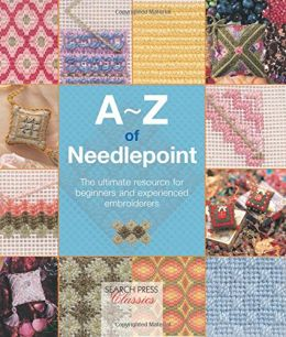 Download ebook A-Z of Needlepoint
