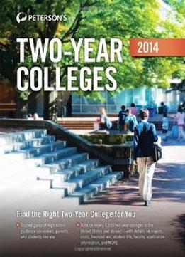 Download ebook Two-year Colleges 2014