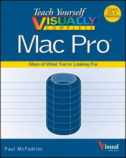 Download Teach Yourself VISUALLY Complete Mac Pro