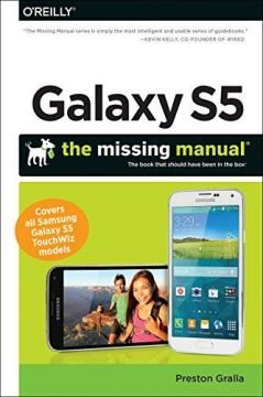 Download Galaxy S5: The Missing Manual
