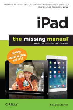 Download iPad: The Missing Manual, 6th Edition
