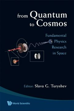 Download From Quantum to Cosmos: Fundamental Physics Research in Space