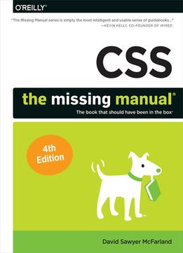 Download ebook Css: The Missing Manual