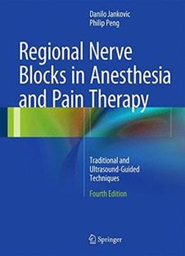Download Regional Nerve Blocks in Anesthesia & Pain Therapy