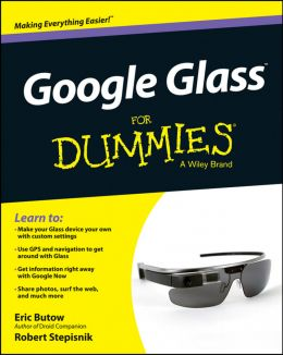 Download Google Glass For Dummies