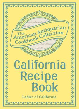 Download ebook California Recipe Book