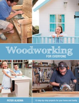Download ebook Woodworking for Everyone