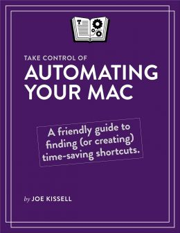 Download Take Control of Automating Your Mac