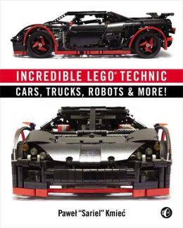 Download ebook Incredible LEGO Technic