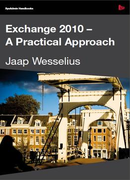 Download ebook Exchange 2010 – A Practical Approach