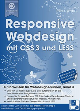 Download ebook Responsive Webdesign Mit Css3 Und Less