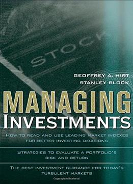 Download ebook Managing Investments