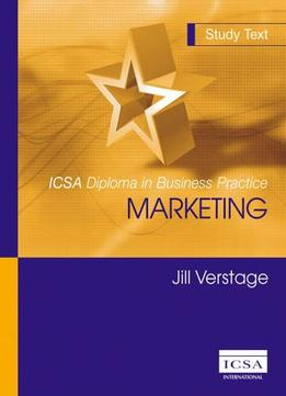 Download Marketing (icsa Diploma In Business Practice)