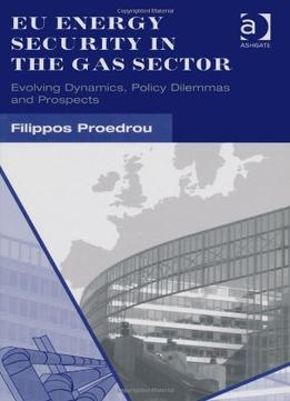 Download ebook EU Energy Security in the Gas Sector