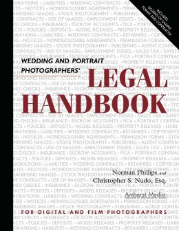 Download Wedding & Portrait Photographers' Legal Handbook