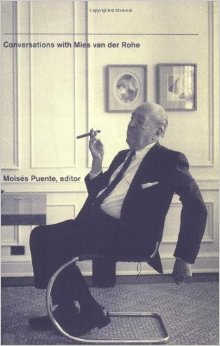 Download Conversations With Mies Van Der Rohe