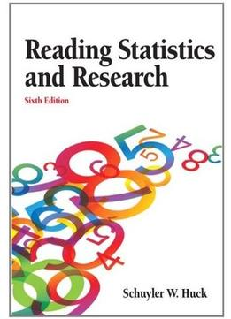 Download Reading Statistics & Research, 6th Edition