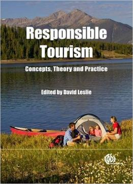 Download Responsible Tourism: Concepts, Theory & Practice