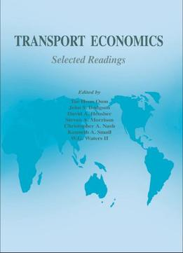 Download ebook Transport Economics