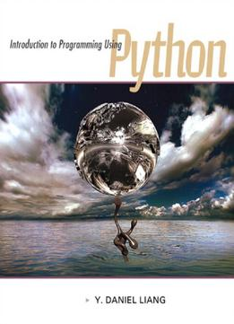 Download ebook Introduction To Programming Using Python