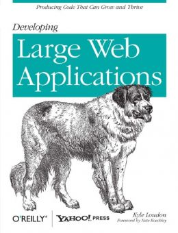 Download ebook Developing Large Web Applications