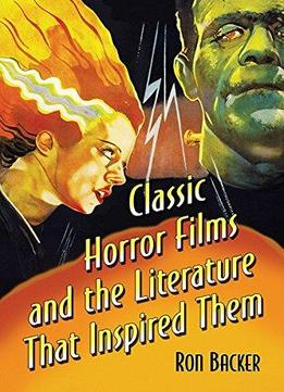 Download Classic Horror Films & The Literature That Inspired Them