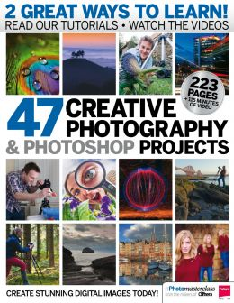 Download 47 Creative Photography & Photoshop Projects 2014