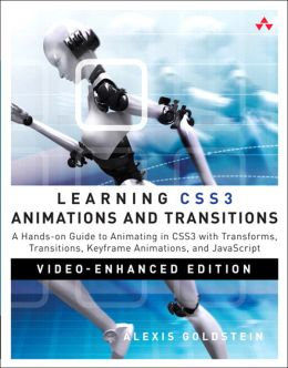 Download ebook Learning CSS3 Animations & Transitions