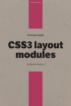 Download ebook A Pocket Guide to CSS3 Layout Modules